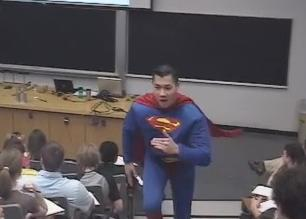Superman College Years Video