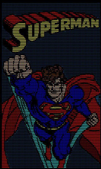 incredible ascii art