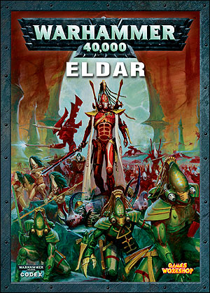 Codex Eldar Cover