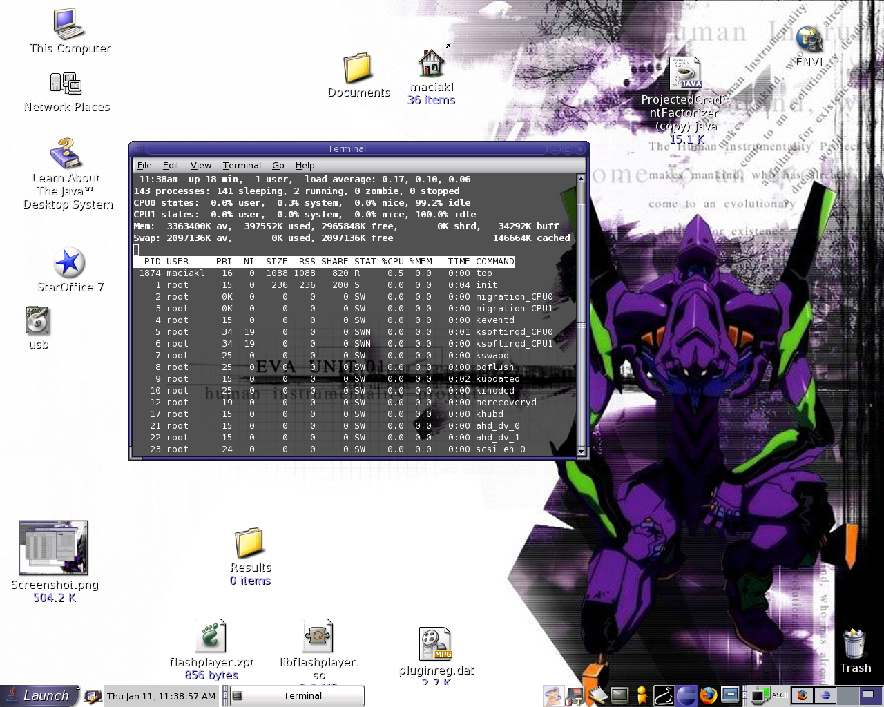 JDS Desktop