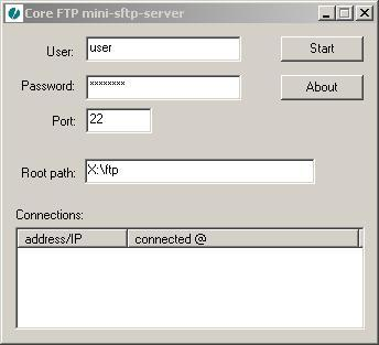 SFTP Server