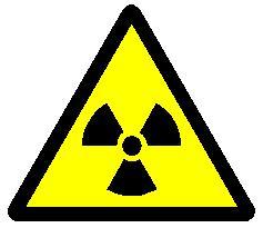 Old Radiation Symbol