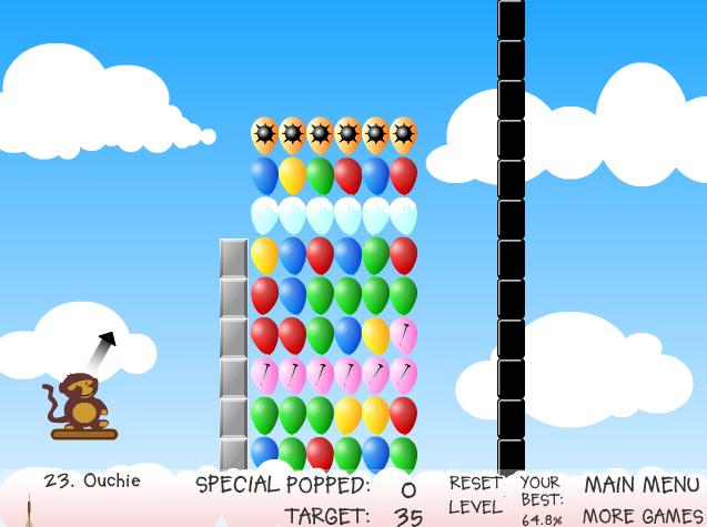 Baloons Game