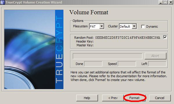 Filesystem Format