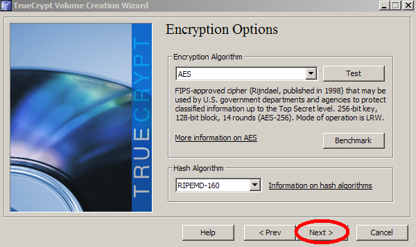 Ecnryption Algorithms