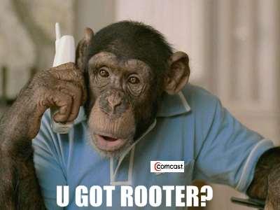 U GOT ROOTER?