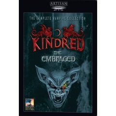 Kindred the Embraced Cover