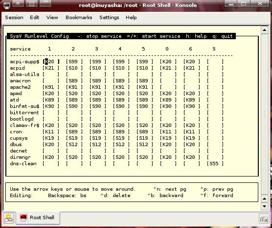sysv-rc-conf in priority mode