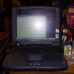Resurecting Compaq Presario 1240 with Damn Small Linux