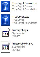 TrueCrypt Core Files