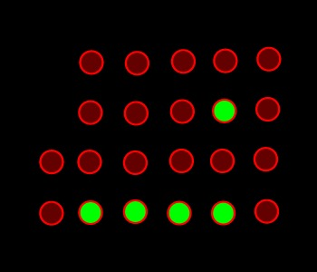 Alternative Design of Binary Clock