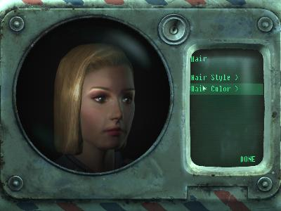 Fallout 3 Character Designer
