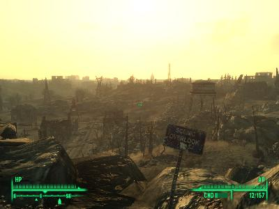 The Capital Wasteland