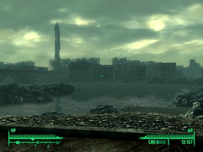 Ruins of DC
