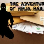My Mailman is a Ninja