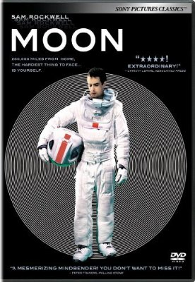 Moon, DVD Cover