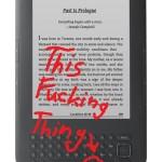More on UI design: I got my dad a Kindle