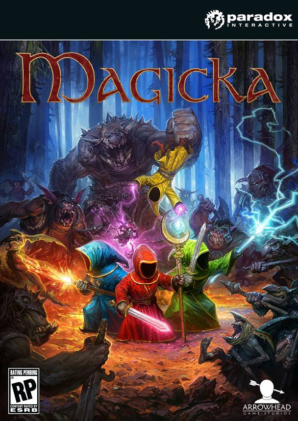 Magica: Game about Spell Casting | Terminally Incoherent