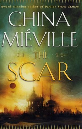 The Scar: Book Cover