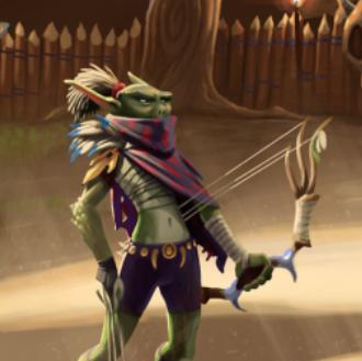 Forest Goblin