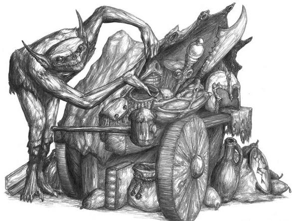 Goblin Merchant