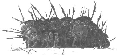 Cave Goblin Phalanx