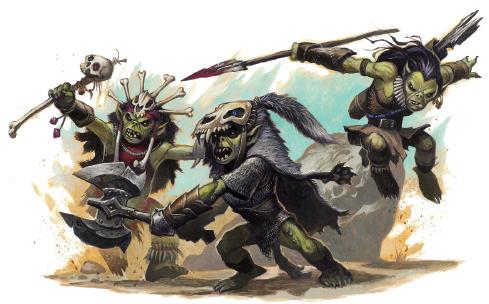 Tribal Goblins