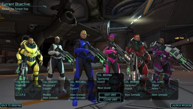 My favorite X-COM squad