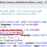 Dolphin Stadium Website Hacked