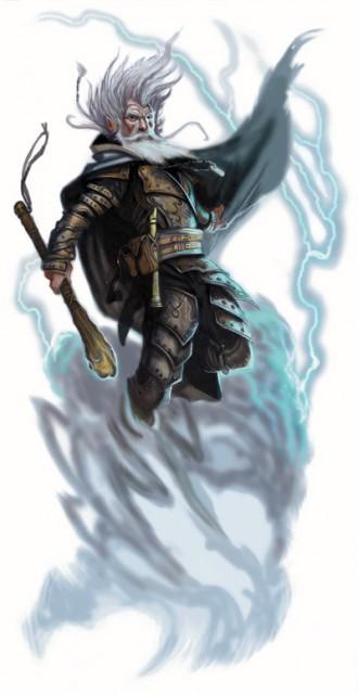 Warlock Channeler