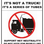 Internet is not a Truck!