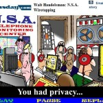 NSA: You Just Called, and We Were Listening