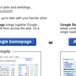 Google Reader Subscription Page Sucks