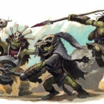 Reinventing Fantasy Races: My Goblins are Different