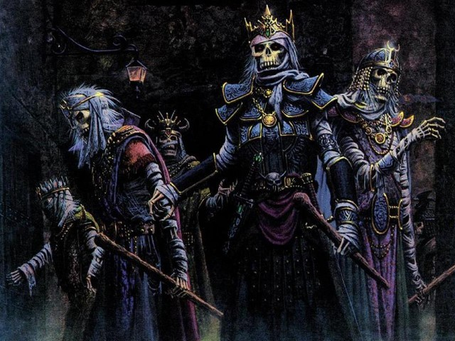 Undead Nobility