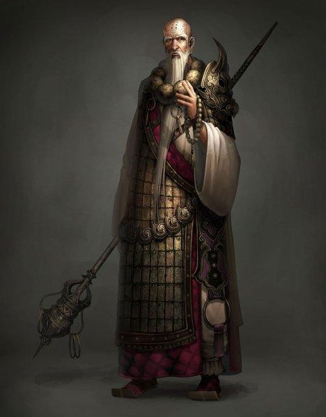Deathgod Priest