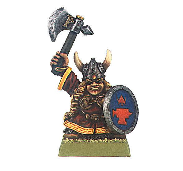Dwarf Queen Helga