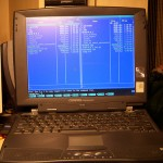 Ubuntu Hardy on Compaq Presario 1240 (Living Without X)