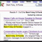 AP also labels Foley as a Democrat