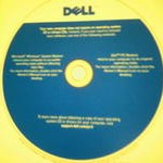 Dell no longer ships WinXP CD's with laptops?