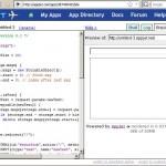 AppJet: Another Cloud Application Framework