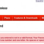 Password (In)Security at Verizon Wireless