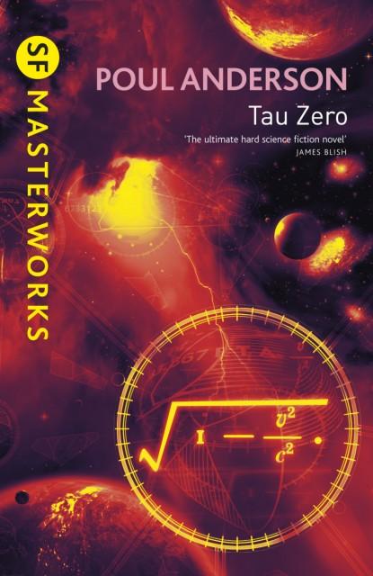 Tau Zero Cover