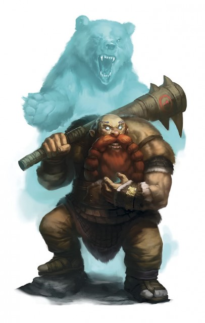 Savage Dwarf Beast Trainer