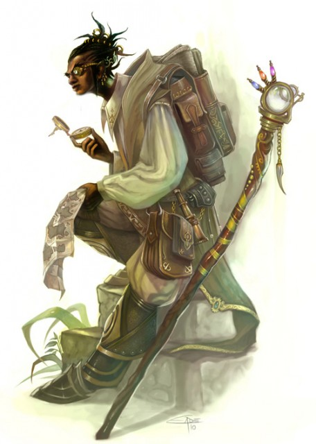 Deep Elf Artificer