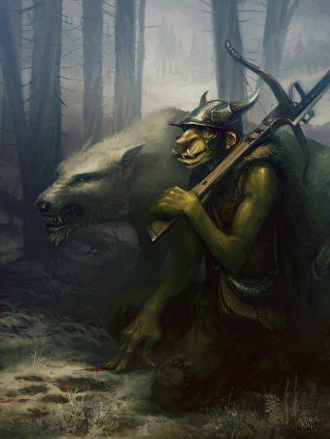 Hoblite Ranger