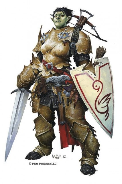 Orc Knight