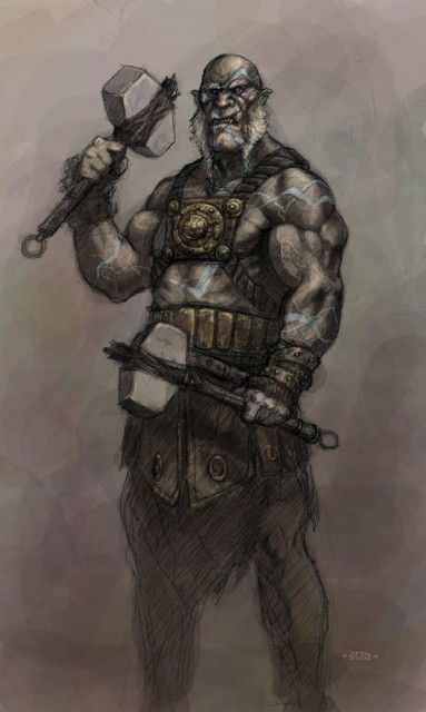 Gray Orc