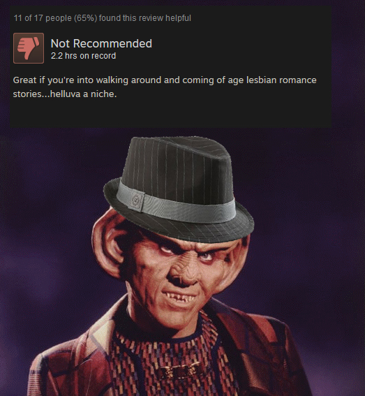Quark dont understand feeeemales