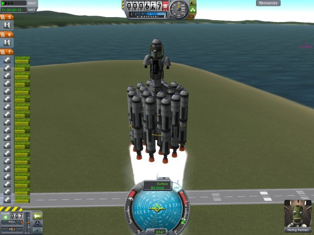 how to build a mun rocket ksp